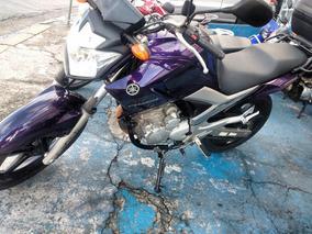 Yamaha Fazer 250cc - 2011 Financio Troco Aceito Cartão