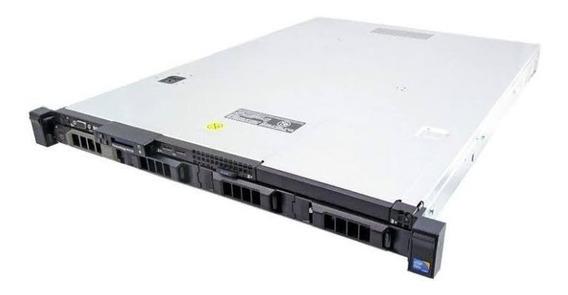 Servidor Dell Poweredge R410 2 Xeon Quadcore S/ Hd 4 Gavetas