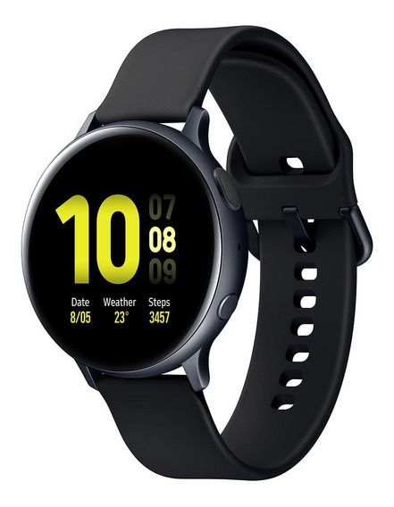 Smartwatch Samsung R830 Active 2 Aluminio 40mm Gtía Bidcom