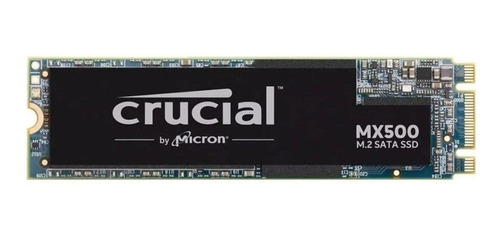 Disco sólido interno Crucial CT500MX500SSD4 500GB