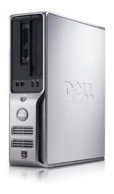 Cpu Dell Dimension C521 - 2 Gb Ddr2 - Hd 160 Gb - Amd 64