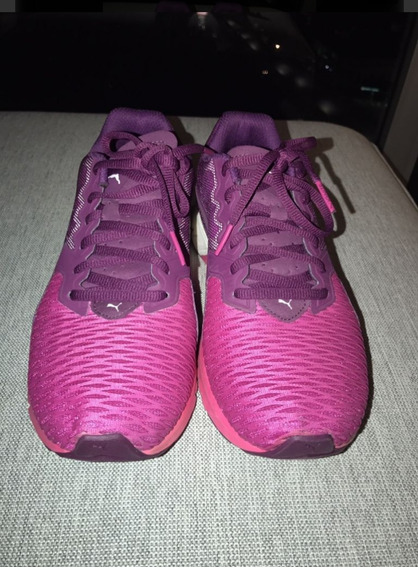 Tenis Puma Training Ignite Magenta