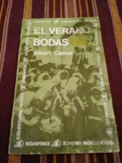 El Verano/ Bodas Albert Camus