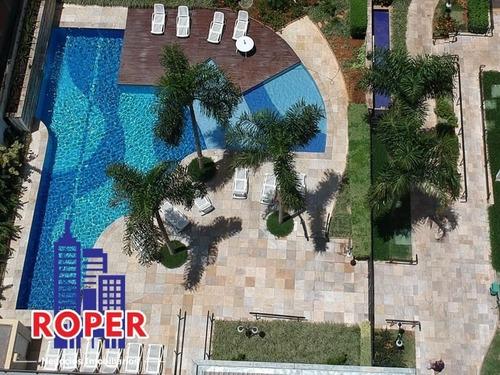 Imagem 1 de 20 de Linda Cobertura De 122 M²/3 Dormitórios/2 Vagas/ Terraço Gourmet Com Hidro À Venda Na Chácara California, São Paulo - Ap01055 - 69286511