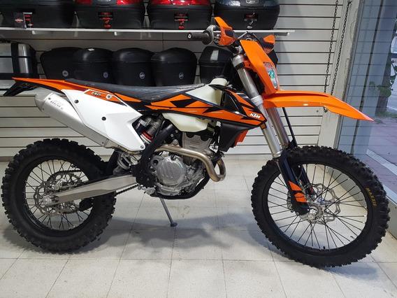 Moto Ktm Exc 250 F 0km 2020