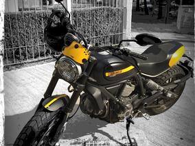 Ducato Scrambler 800 Full Trhottle
