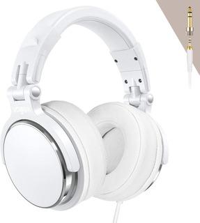Auriculares De Dj Over-ear De Prefessional, Monitor De Estud