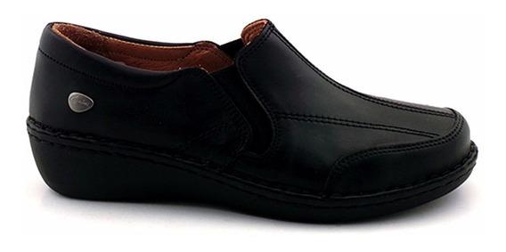 Mocasín Mujer Cuero Cavatini Zapato Confort - Mcmo03560