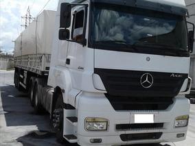 Mercedes-bens Axor 2544 C/ Carreta