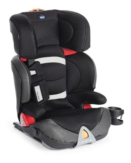 Cadeira Oasys 2-3 Fixplus Evo Chicco