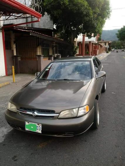Nissan Altima Altima Gxe 98 Aut