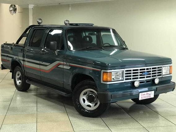 Chevrolet C-20 Pick-up Custom De Luxe Cd 4.1 4p 1992