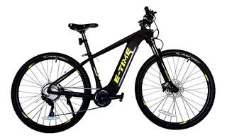 Bicicleta Eléctrica Todoterreno E-time / E-10 Rin 29