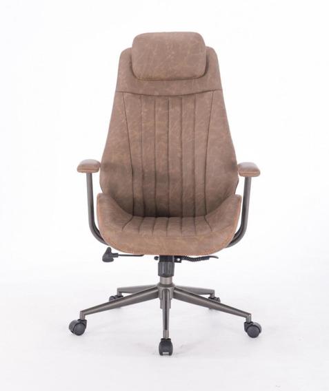Cadeira Byartdesign New York Marrom