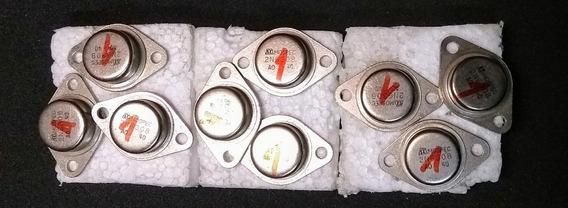 Transistor De Potência 2n6308 - Pnp