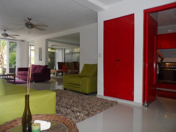 Moderno Departamento En Zona Hotelera De Cancun