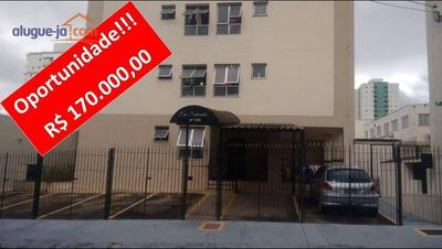 Apartamento Com 2 Dormitórios À Venda, 48 M² Por R$ 170.000 - Jardim América - São José Dos Campos/sp - Ap6774
