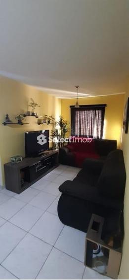 Apto. 52m², 2 Dormitórios - São João - Mauá/sp - Ap0189