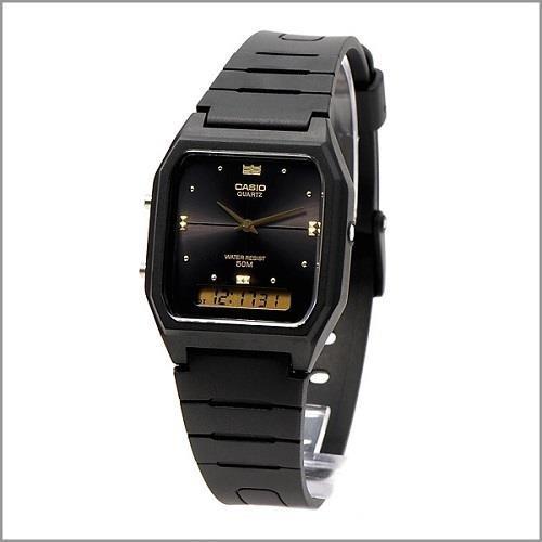 Relógio Casio Clássico Aw-48he-1avdf Retro Unissex + Cx