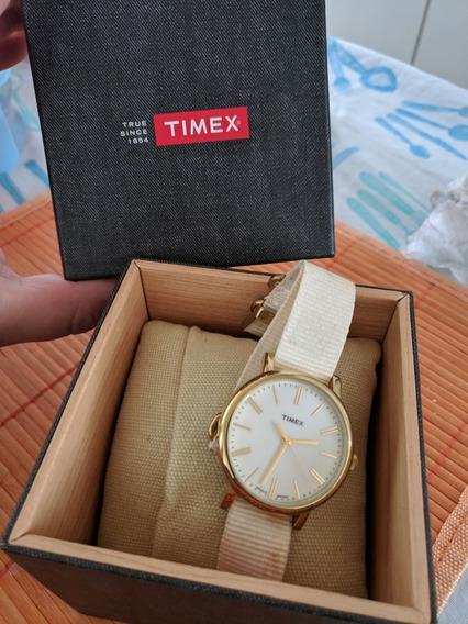 Relógio Feminino - Timex Weekender - (usado)