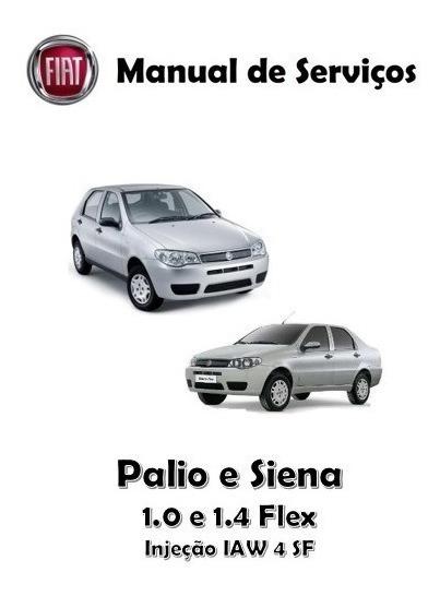 Manual De Serviços - Palio E Siena 1.0 E 1.4 Flex - Pdf