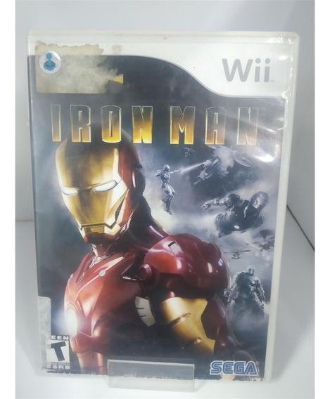 Iron Man (seminovo) - Wii Usado