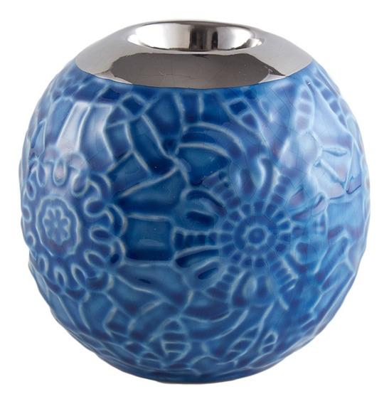 Esfera Azul Plata D.13 Btx36