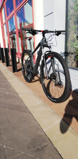 Bicicleta Cube Reaction C 62 Inmaculada, Recien Llegada 2020