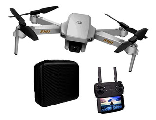 Drone Toysky S161 Cámara 4k Hd Con Bolso - Garantía
