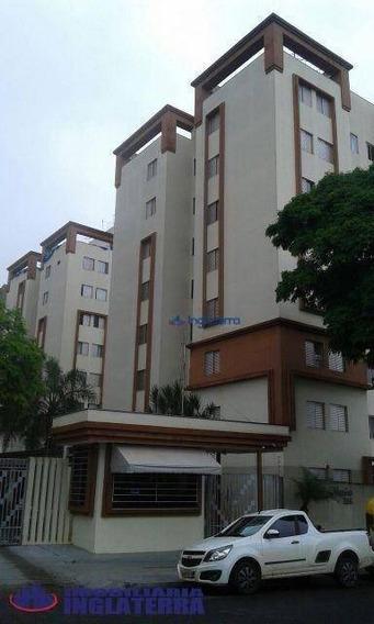 Apartamento Com 3 Dormitórios Para Alugar, 55 M² Por R$ 550,00/mês - Igapó - Londrina/pr - Ap0417
