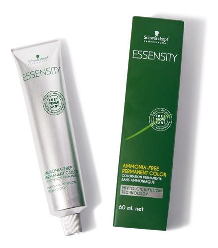 Essensity - Schwarzkopf - Tintura En Crema 60gr  S/amoníaco