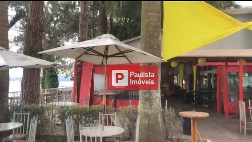 Salão Para Alugar, 900 M² Por R$ 49.999,00/mês - Interlagos - São Paulo/sp - Sl0139