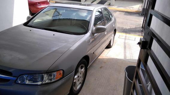 Nissan Altima 2.5 Gle Aa Piel Qc Cd At 2001