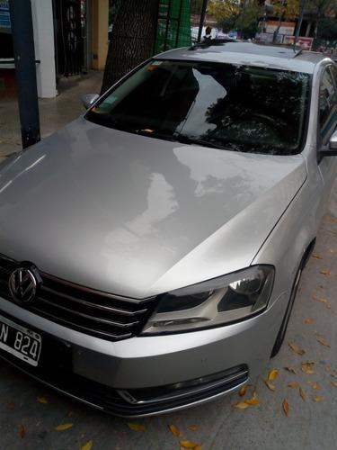 Imagen 1 de 6 de Volkswagen Passat 1.8 Confort Tsi 160cv 2012