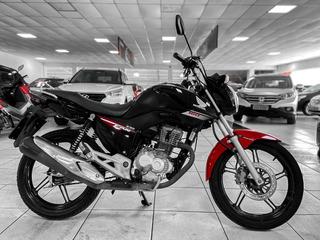 Honda Cg 160 Fan Ano 2017 Financiamos Em 36x Aceito Troca