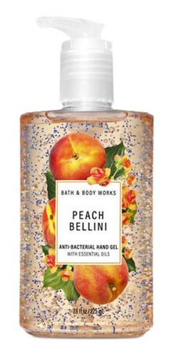 Peach Bellini Gel Antibacterial Bath & Body Works 225 Ml