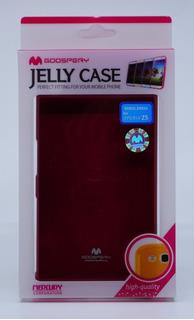 Funda Xperia Z5 Mercury Goospery Jelly Case