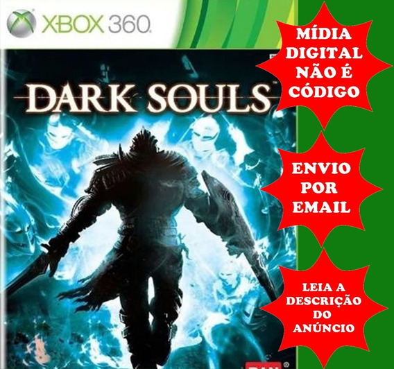 Dark Souls Mídia Digital Xbox 360