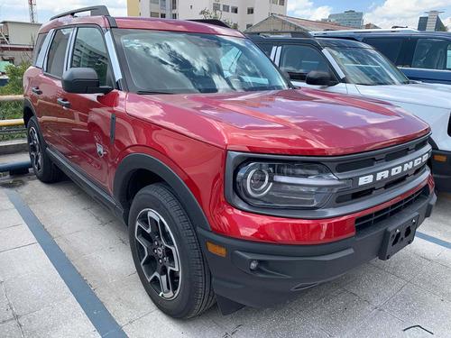 Imagen 1 de 15 de Ford Bronco 2021 1.5t Sport Big Bend