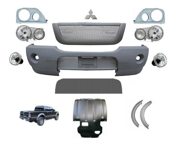 Kit Parach Dt + Acessorios L200 Sport Outdoor 04/12