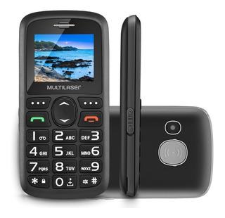 Celular Para Idoso Vita 3 Multilaser Mp3 Radio Novo Lacrado