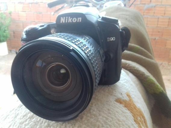 Câmera Nikon D90/d80