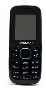 Celular Dual Chip Ek208 Preto - Hyundai