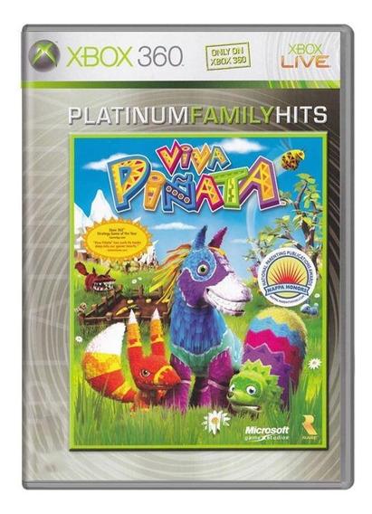 Viva Piñata Xbox 360 Mídia Física Pronta Entrega