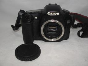 Camera Canon Eos 30d - Só Corpo Sem Lente