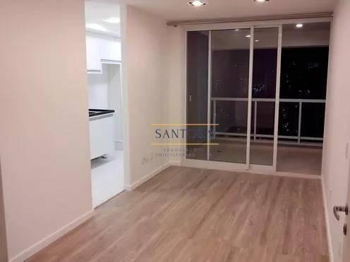 Apartamento À Venda, 45 M² Por R$ 580.000,00 - Brooklin - São Paulo/sp - Ap1459