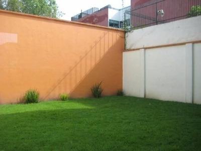 Hermosa Casa Paseos De Taxqueña Con 100 Mts De Jardin.