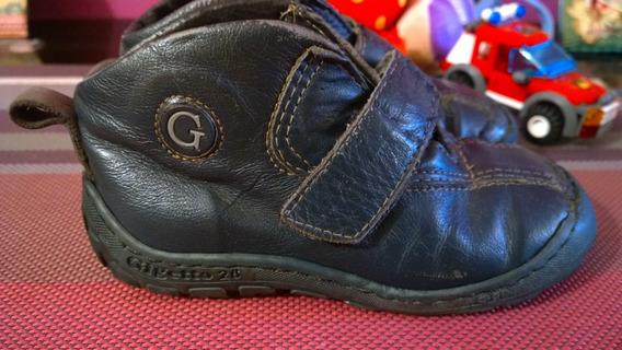 Botines Gigetto Zapatos Escolares