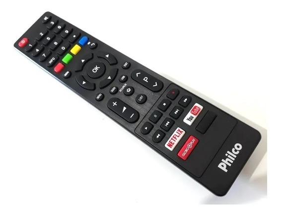 Controle Remoto Original Philco 4k C/ Netflix + Globo Play