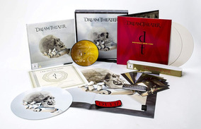 Dream Theater - Distance Over Time Deluxe Collectors Lacrado